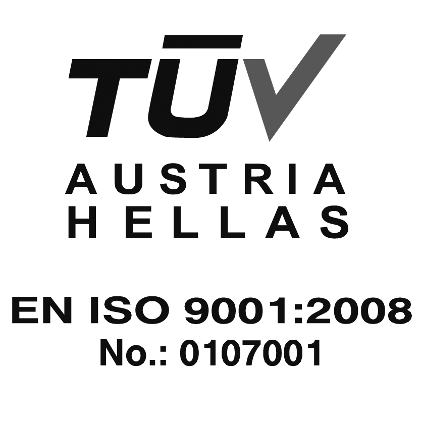 TUV 9001 Certification