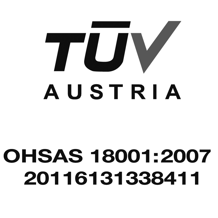 TUV 18001 Certification